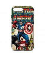 Captain America Big Premier Issue iPhone 7 Plus Pro Case