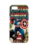 Captain America Big Premier Issue iPhone 8 Pro Case