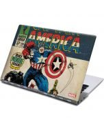 Captain America Big Premier Issue Yoga 910 2-in-1 14in Touch-Screen Skin