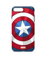 Captain America Emblem iPhone 7 Plus Pro Case