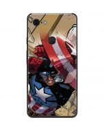 Captain America Fighting Google Pixel 3 XL Skin