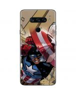 Captain America Fighting LG V40 ThinQ Skin