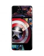 Captain America in Action LG V40 ThinQ Skin