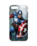 Captain America iPhone 7 Plus Pro Case