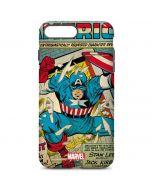 Captain America Revival iPhone 7 Plus Pro Case