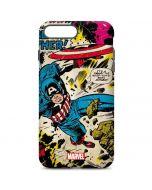 Captain America Rooftop Explosion iPhone 7 Plus Pro Case