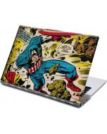 Captain America Rooftop Explosion Yoga 910 2-in-1 14in Touch-Screen Skin