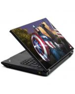 Captain America Saves the Day T440s Skin