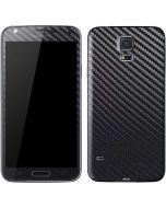 Carbon Fiber Galaxy S5 Skin