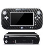 Carbon Fiber Wii U (Console + 1 Controller) Skin