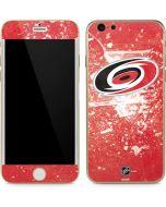 Carolina Hurricanes Frozen iPhone 6/6s Skin