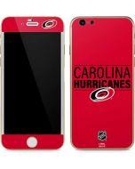 Carolina Hurricanes Lineup iPhone 6/6s Skin
