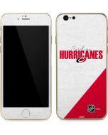 Carolina Hurricanes Script iPhone 6/6s Skin