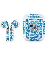 Carolina Panthers - Blast Apple AirPods 2 Skin