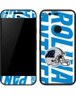 Carolina Panthers - Blast Google Pixel Skin