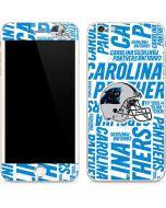 Carolina Panthers - Blast iPhone 6/6s Plus Skin