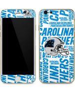 Carolina Panthers - Blast iPhone 6/6s Skin