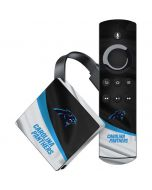 Carolina Panthers Amazon Fire TV Skin