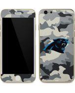 Carolina Panthers Camo iPhone 6/6s Skin