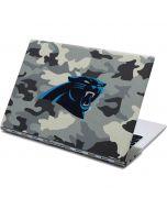 Carolina Panthers Camo Yoga 910 2-in-1 14in Touch-Screen Skin