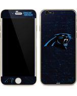 Carolina Panthers Distressed iPhone 6/6s Skin