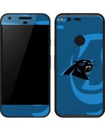 Carolina Panthers Double Vision Google Pixel Skin