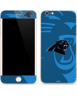 Carolina Panthers Double Vision iPhone 6/6s Plus Skin