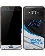 Carolina Panthers Galaxy Grand Prime Skin