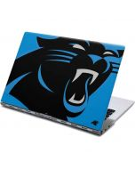 Carolina Panthers Large Logo Yoga 910 2-in-1 14in Touch-Screen Skin