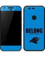 Carolina Panthers Team Motto Google Pixel Skin
