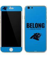 Carolina Panthers Team Motto iPhone 6/6s Skin