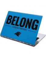 Carolina Panthers Team Motto Yoga 910 2-in-1 14in Touch-Screen Skin