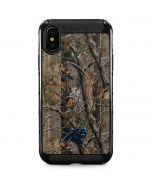 Carolina Panthers Realtree AP Camo iPhone XS Max Cargo Case