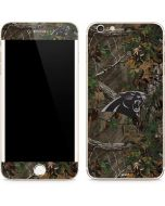Carolina Panthers Realtree Xtra Green Camo iPhone 6/6s Plus Skin