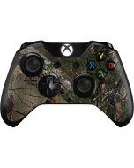 Carolina Panthers Realtree Xtra Green Camo Xbox One Controller Skin
