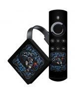 Carolina Panthers Running Back Amazon Fire TV Skin