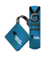 Carolina Panthers Team Jersey Amazon Fire TV Skin