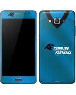 Carolina Panthers Team Jersey Galaxy Grand Prime Skin