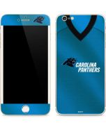 Carolina Panthers Team Jersey iPhone 6/6s Plus Skin