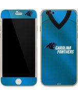 Carolina Panthers Team Jersey iPhone 6/6s Skin