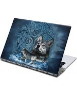 Celtic Wolf Yoga 910 2-in-1 14in Touch-Screen Skin