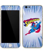 Charging Superman iPhone 6/6s Skin