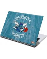 Charlotte Hornets Hardwood Classics Yoga 910 2-in-1 14in Touch-Screen Skin