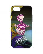 Cheshire Cat Curiouser iPhone 8 Pro Case