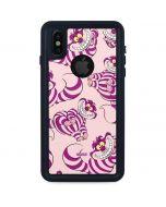 Cheshire Cat iPhone X Waterproof Case