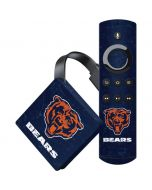 Chicago Bears - Alternate Distressed Amazon Fire TV Skin