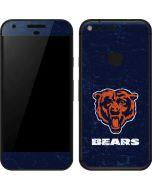Chicago Bears - Alternate Distressed Google Pixel Skin