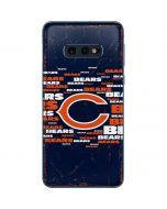Chicago Bears Blast Galaxy S10e Skin