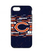 Chicago Bears Blast iPhone 8 Pro Case