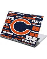 Chicago Bears Blast Yoga 910 2-in-1 14in Touch-Screen Skin